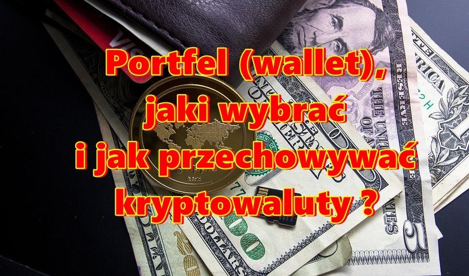 Portfel (wallet), jaki wybrać i jak przechowywać kryptowaluty Rodzaje i porównanie właściwości portfeli crypto