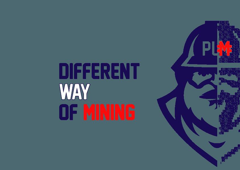 Polska kopalnia kryptowalut warta uwagi POLISH MINERS dlaczego logo