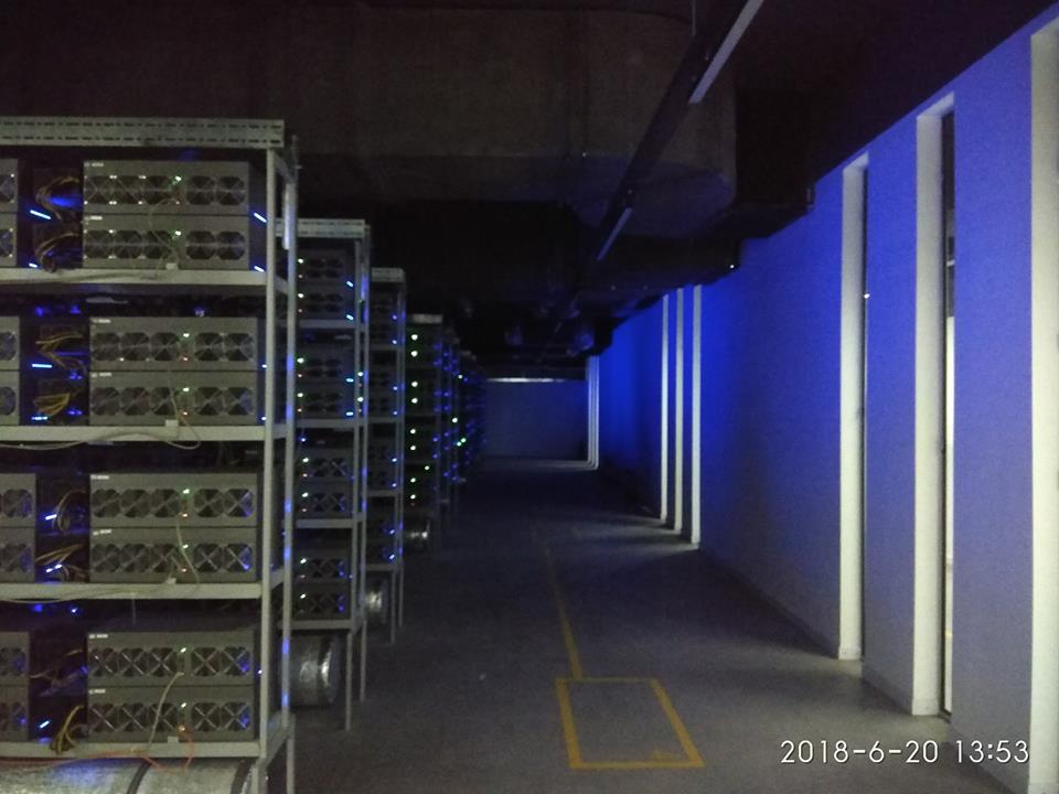 Kopalnia kryptowalut Mining Express (1)