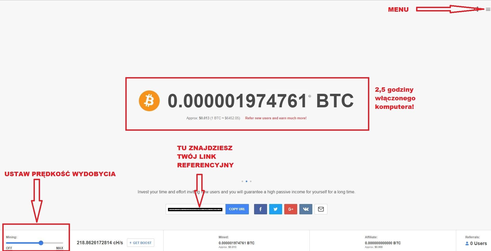 Przeglądarka CrypotoTab wypłata pod bananem