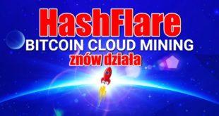 BITCOIN CLOUD MINING w Hashflare znów dizała