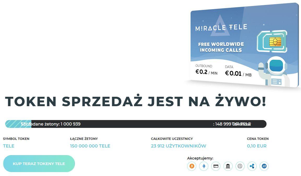 Miracle Tele, udane ico, gdzie inwestować22