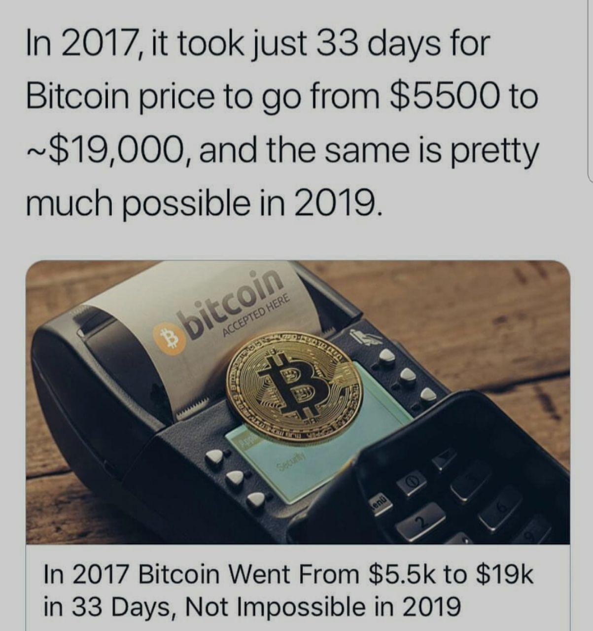 Bitcoin cena 2017 rok