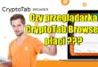 Czy przeglądarka CryptoTab Browser płaci?