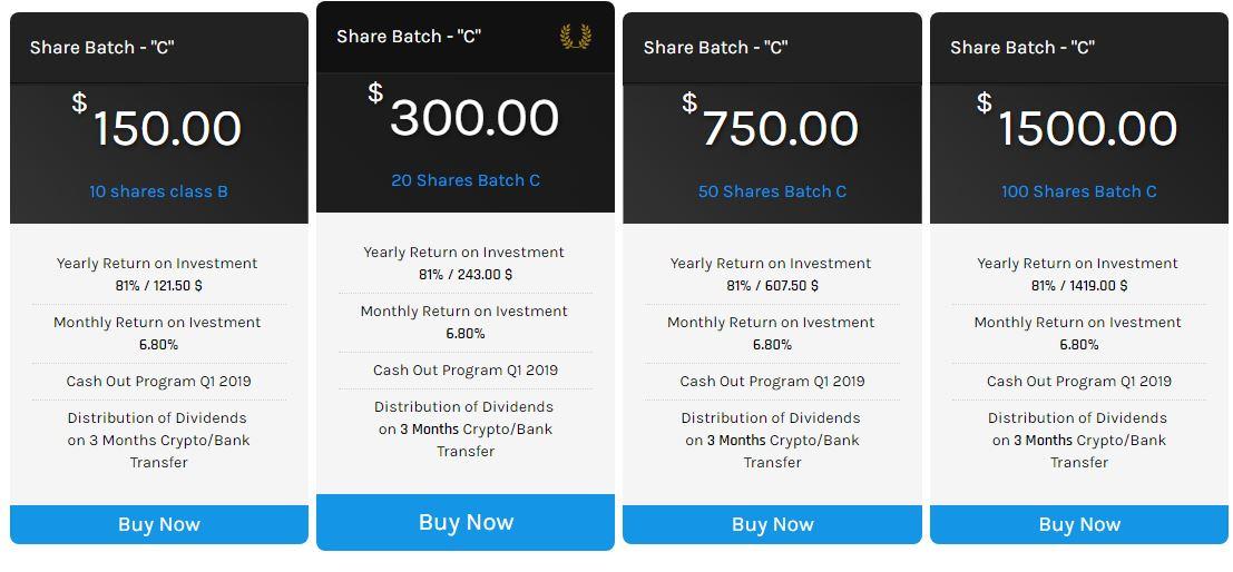 MycoinCloud kopalnia nowe oferty wydobywcze i udziały w firmie (8)