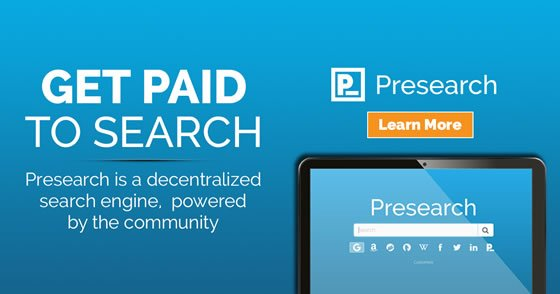 presearch-get-paied-to-search