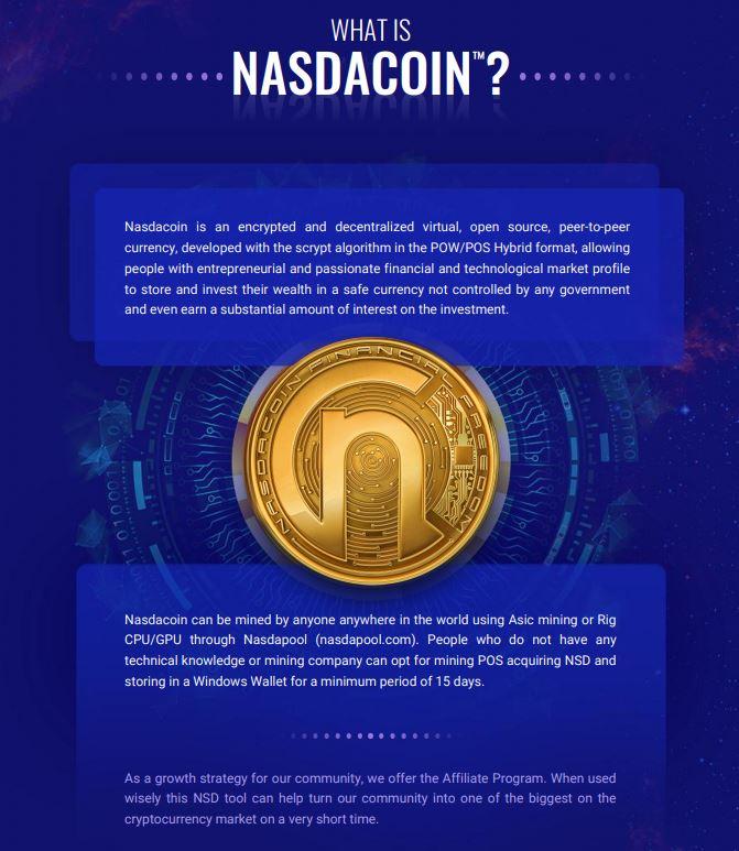 NasdaCoin opinia o projekcie11