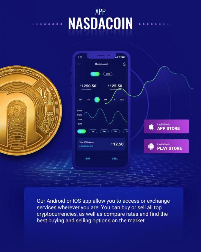 NasdaCoin opinia o projekcie6
