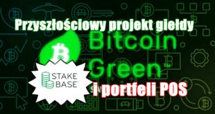 Przyszłościowy projekt giełdy i portfeli POS i Masternode