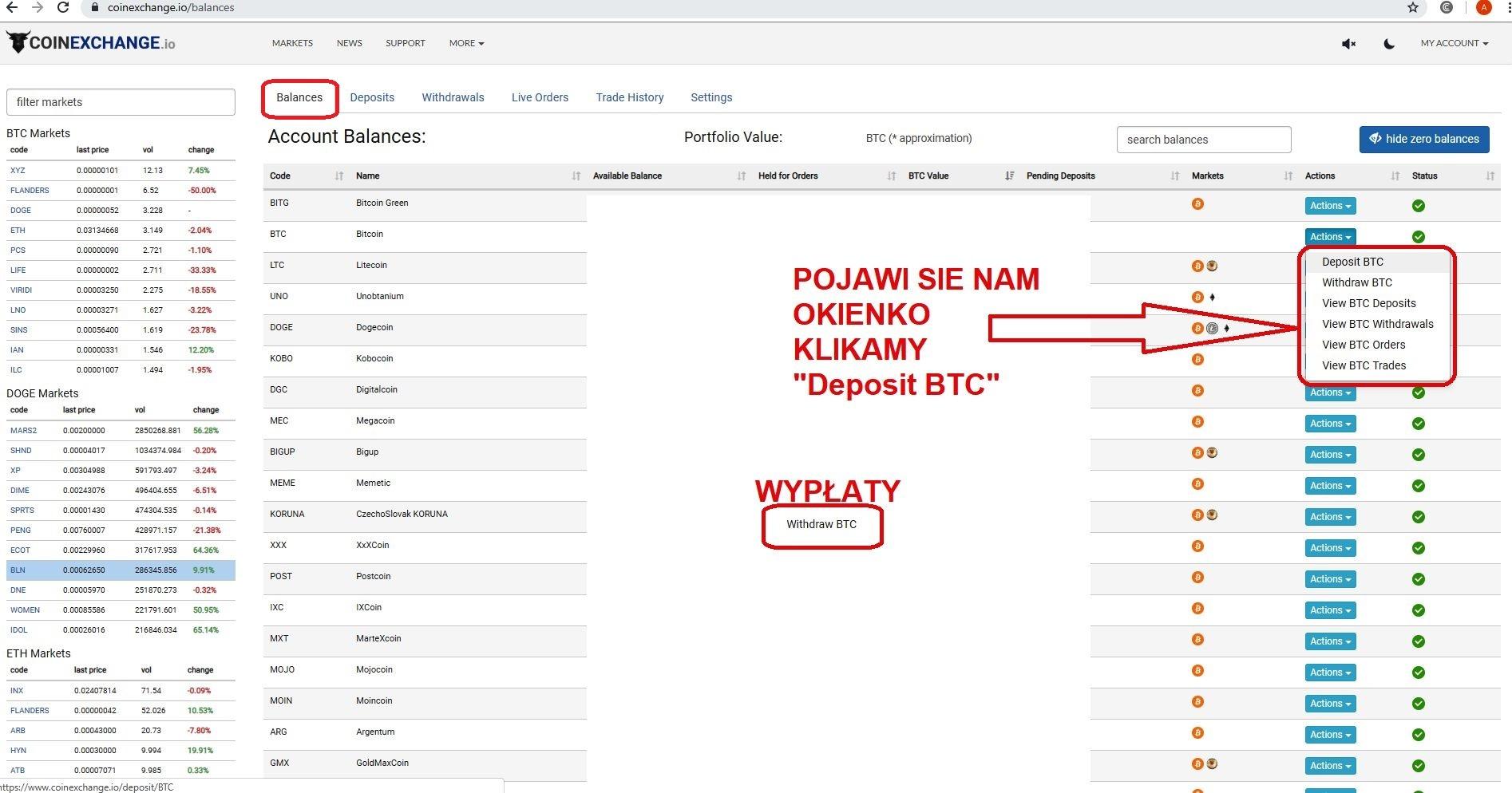 jak inwestować w kryptowaluty giełda coinexchange depozyt Bitcoin