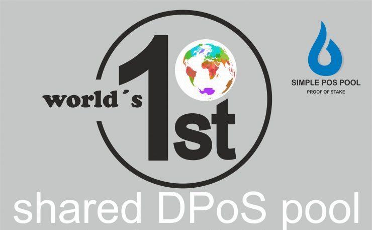 Simple Pos Pool Dpos pool