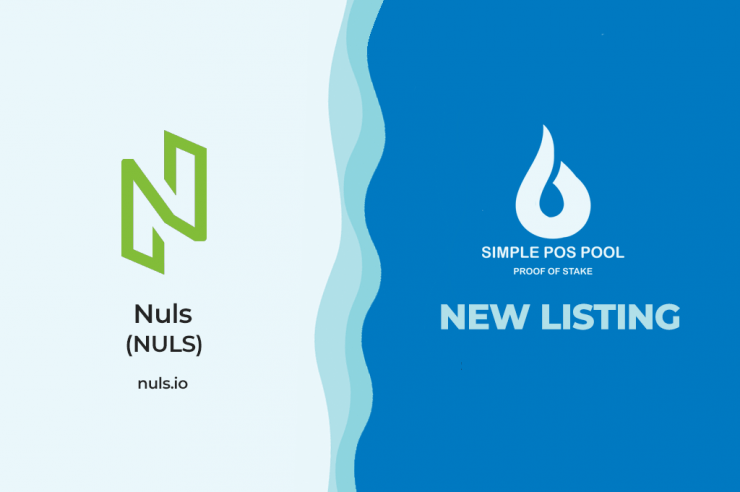 Simple Pos Pool urchamia portfel PoS dla NULS