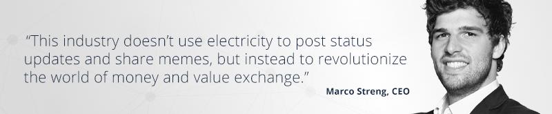 CEO Genesis Mining opinia o przyszłości crypto mining