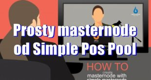 Prosty masternode od Simple Pos Pool