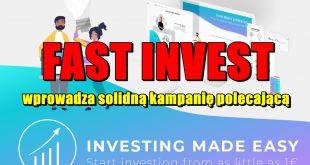 """FAST INVEST wprowadza solidną kampanię polecającą pod nazwą """"APPROVED BY FRIEND"""""""