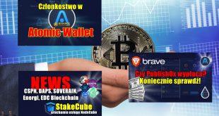 Czy Publish0x wypłaca Członkostwo w Atomic Wallet. Kurs Bitcoina powyżej 9 500 USD. Cena Bitcoin szybuje w górę. Bitcoin 3 dni po halvingu