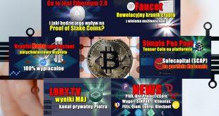 ES Faucet- Rewelacyjny kranik crypto! Co to jest Ethereum 2.0 Simple Pos Pool – Tensor Coin. Kraniki Nano typu Instant. LBRY.TV, WYNIKI MAJ