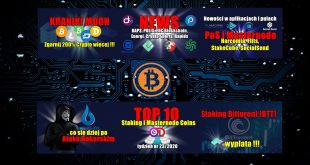 Top 10 Staking i Masternode Coins. Simple Pos Pool, co się dziej po ataku hakerskim Kraniki moon, zgarnij 200% Crypto więcej !!! Staking Bittorent (BTT)