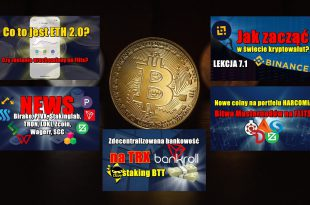 Co to jest ETH 2.0 Czy zostanie uruchomiony na Flits Nowe coiny na portfelu HARCOMIA! Bitwa Masternodów. Zdecentralizowana bankowość na TRX