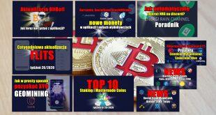 Top 10 Staking i Masternode Coins – tydzień nr 262020. Jak w prosty sposób pozyskać XYO – GEOMINING. Jak automatycznie zbierać NRG na discord