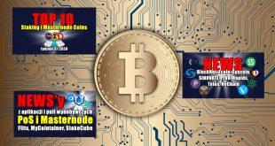 Top 10 Staking i Masternode Coins – tydzień 372020. NEWS'y z aplikacji i puli wydobywczych PoS i Masternode Flits, MyCointainer, StakeCube