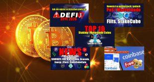 Jak nie wpaść w oszustwo podczas DeFi Hype 2020! Top 10 Staking i Maternode Coins – tydzień 422020. Darmowe kryptowaluty z coinbase