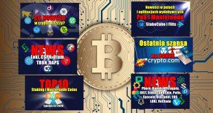 Top 10 Staking i Masternode Coins – tydzień 412020. Nowości w pulach i aplikacjach wydobywczych PoS i Masternode StakeCube i Flits