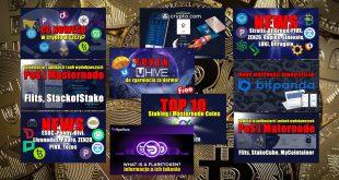 Top 10 Staking i Masternode Coins – tydzień 462020. Nowe możliwości inwestycji na BITPANDA! Supercharger w Crypto.com w paru najprostszych krokach