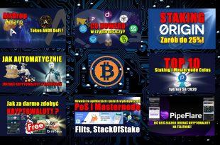 Airdrop Arrano $ANO. Token ANDX DeFi ! Staking Origin Tokens OGN. Zarób do 25%! Top 10 Staking i Masternode Coins – tydzień 502020