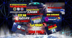 Program afiliacyjny Wagerr – ANONIMOWE ZAKŁADY SPORTOWE. Czy na Odysee da się zarobić TOP KRANY TRON TRX. Jak poruszać się po Coinbase