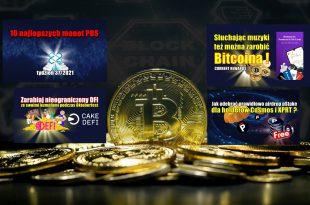 10 najlepszych monet POS – tydzień 372021. Słuchając muzyki tez można zarabiać Bitcoina ! CURRENT REWARDS ! Zarabiaj nieograniczony DFI