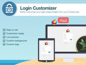 Zmień swoją stronę logowania – Custom Login Page Customizer