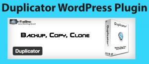 Duplicator, stwórz instalator Twojej strony!
