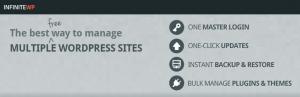Masz wiele stron na WordPress-ie, zarządzaj nimi z jednego panelu – InfiniteWP Client