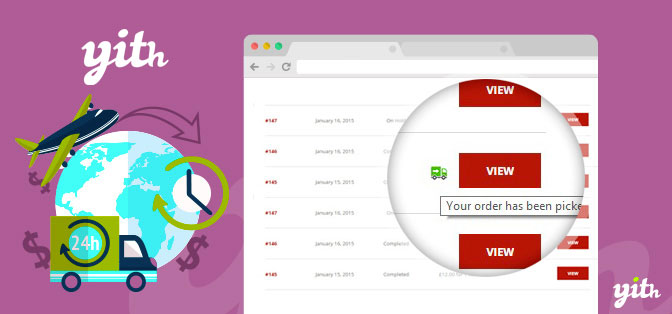 """Pozbądź się zbędnych telefonów, """"kiedy przyjdzie moja przesyłka?"""", WooCommerce Order Tracking Premium"""