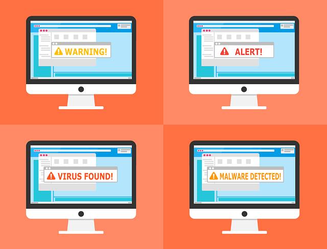 Jak zabezpieczyć stronę, sklep internetowy przed włamaniami, wirusami. Usuwanie wirusów, malware!