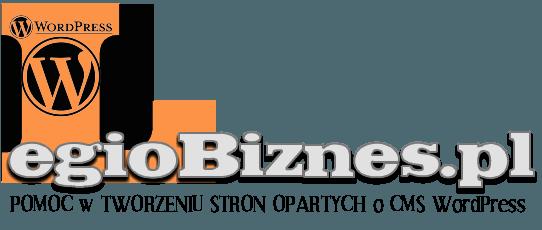 LegioBiznes.PL > projektowanie stron www, pomoc WordPress