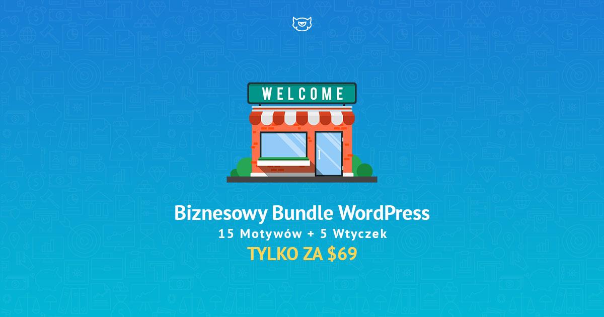 Kupcie 15 biznesowych motywów dla WordPress za $69, tak tylko 69$!