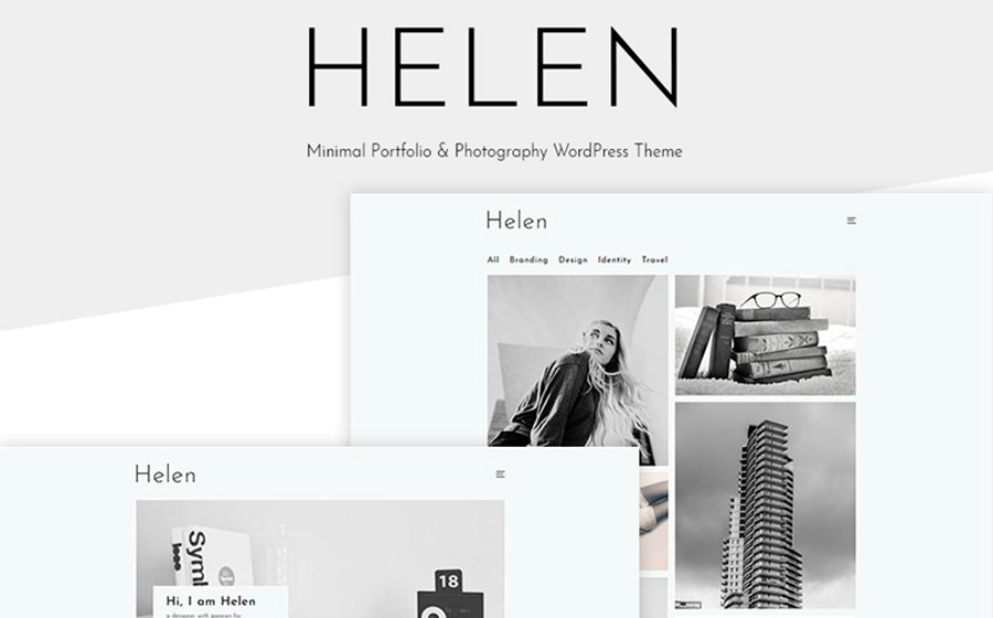 Motyw WordPress Helen
