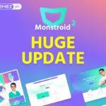 Nowe możliwości nowego Monstroid 2. Dostań 30% zniżki na motyw!