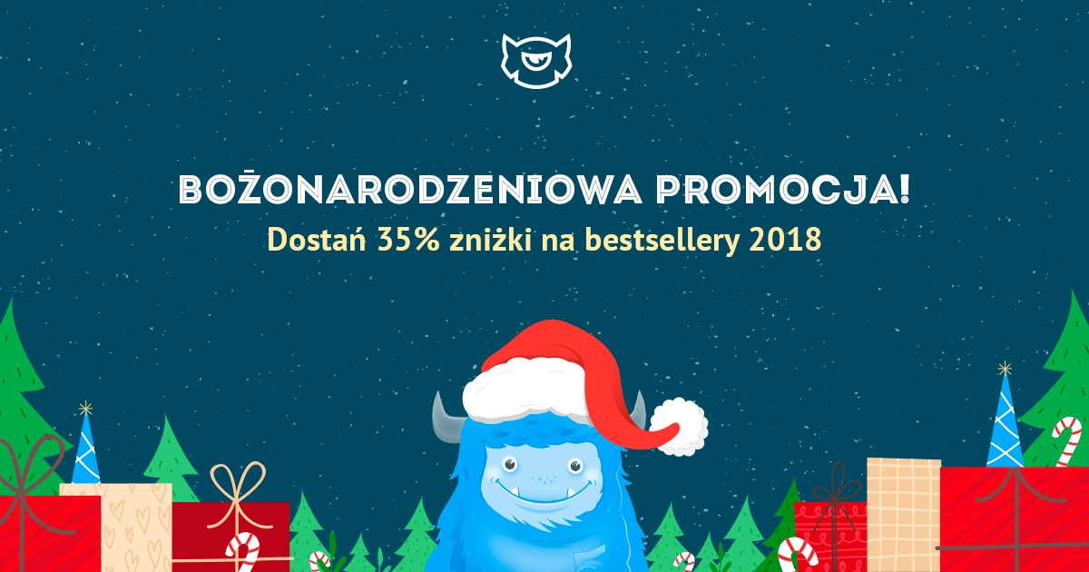 Bożonarodzeniowo promocja w TemplateMonster