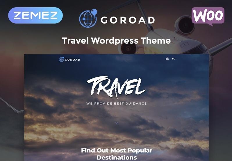 motywy WordPress Goroad