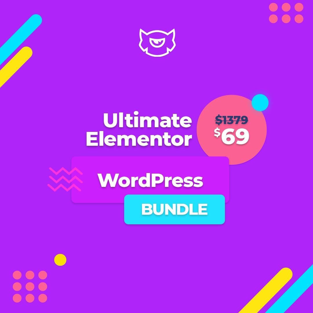 Nowe Bundle z szablonami Elementatora. Możesz zaoszczędzić, aż 1310 $! 2
