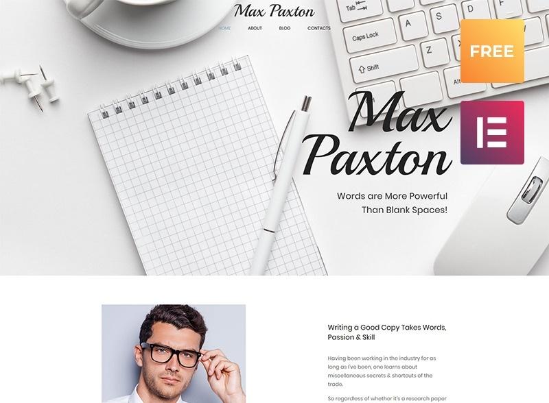Max Paxton