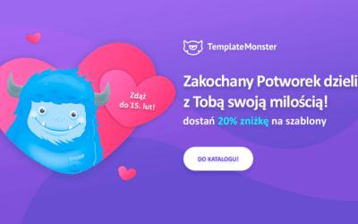 Walentynki w TemplateMonster